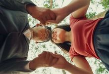 Margareth and Galang Prewedding by GoFotoVideo
