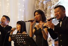 4VOICES @GRANDHYATT by Blue Ice Music