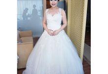 Theresia Wedding makeup by Sylvia MKP-Makeup Studio