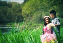 Prewedding of Devi & Abel by GoFotoVideo