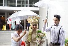 aan & padma wedding by megrashy wedding