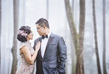 Raymond and Irene by Capotrait Photography