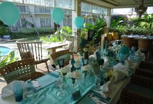 Bridal Shower at Feast Restaurant by Sheraton Bandung Hotel & Towers