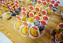 Tables Snack for Auto 2000 Gathering by Je'lemons pastry