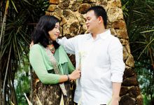 Wulan and Deny Prewedding by GoFotoVideo
