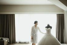 Discovery Hotel - Edwin & Clara Wedding Day by Impressions Wedding Organizer