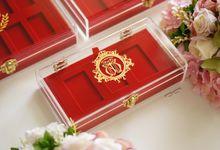 Fine Gold Box by NINbox.box