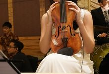 Mylor and Ella Oey Wedding by Stairway Music Ensemble
