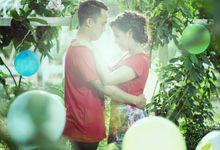 Mardy & Ayu by Bamboo Photography