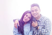 Riens And Rizky by Mangkuto Rajo Art Gallery