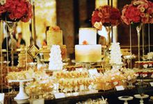 Favour Table at St Regis by Once Upon a Table