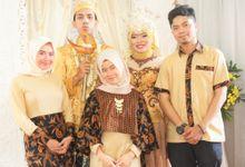 THE WEDDING OF DINNY & IRKHAM by DIY Planner