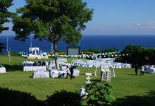 Kiki & Ji-Eun Wedding by Karang Putih Villa