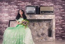 Green Vintage by CIA MAKEUP ARTISTRY