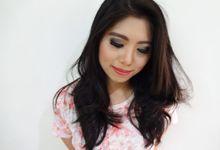 Makeup for Garuda Air Cabin Crew Photoshoot by GabrielaGiov