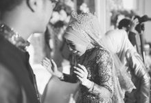 Candid PhotoArt on the Wedding Day of Riri-Hadi by Unlimited Motion
