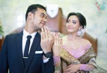 Pink Themed Engagement by Warna Project