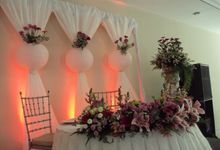 Jimmuel and Maricar's Wedding by Event Styling by Fleur Architect