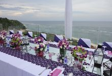 Arum & Peter by Lumbung Catering