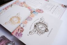 Hermanto & Victoria by Bubble Cards