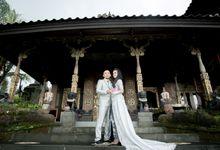 VERY TRI YULISMAN & JANNETTE JULIANIS PRE WEDDING by My Creation Art