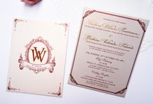 William and Violenda by Bubble Cards