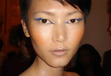 New York Fashion Week by Elza Finishya Makeup Artist