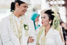 Imam & Intan Wedding Day by Get Her Ring