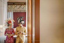 Rendi & Nandia Wedding Day by Venema Pictures