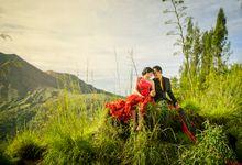 A&K Pre wedding by baliratiophotography