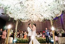 The Wedding of Pandu & Cathy by Voyage Entertainment