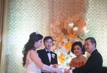 Wedding of Leonard & Wenny 22 July 2017 by HARRIS POP Hotels & Convention Gubeng