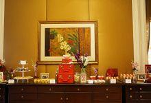 An Oriental Shou Celebration by Wedding en Vogue