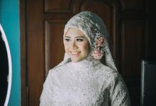 Nadhifa - Ristiyanto Wedding - Akad by Hexa Images