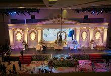 Intercontinental Hotel Wedding of Stephen and Monica by DeRose Decoration