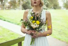 Gatsby Bride by Dearest Jolie Weddings