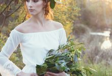 Grecian Bride by Dearest Jolie Weddings