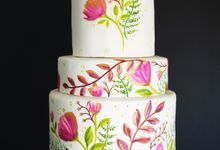 Tropical Rush by Cakeshop by Sonja