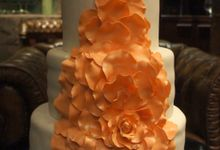 Wedding Cake by Rea by Rea's Cake