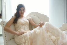 wedding gown by LOTA | LAURENT AGUSTINE