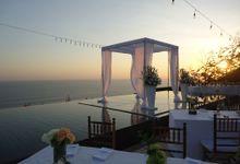 Cliff Wedding by Bali Home Wedding