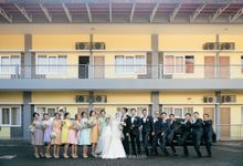 Suryo & Dina wedding day by Mario The Nine