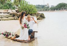 Mermaid Inspired Themed Styled Shoot by Styled Story