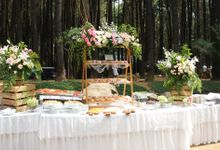 Anrika & Ferdy by Asri Indo Catering