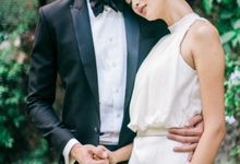Emily Hill Pre Wedding by Brody Tan Photography
