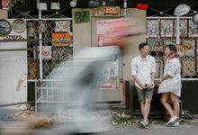 Ichi & Alke Prewedding by Koncomoto