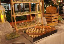 Nitha & Adit Wedding by Asri Indo Catering