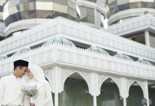 Wedding of Amir & Anis by Drawn