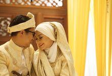 Wedding of Amir & Anis by Drawn