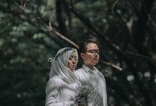 Devi Hilman Prewedding by Hexa Images
